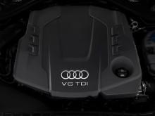 Дизельный мотор V6 TDI рестайлингового Ауди А7