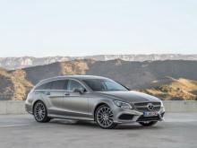 Новый Мерседес CLS-класса в кузове универсал