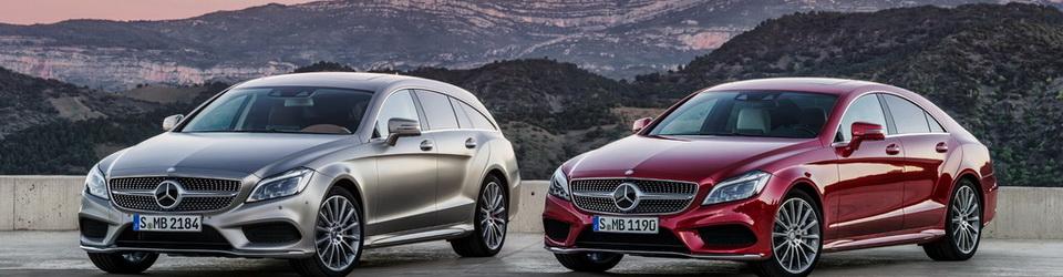 Mercedes-Benz CLS-класса 2015