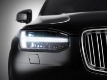 Головная оптика нового Volvo XC90