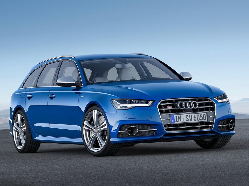 Audi A6 2015 – рестайлинг семейства