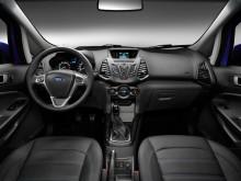 Интерьер Ford Ecosport 2014-2015