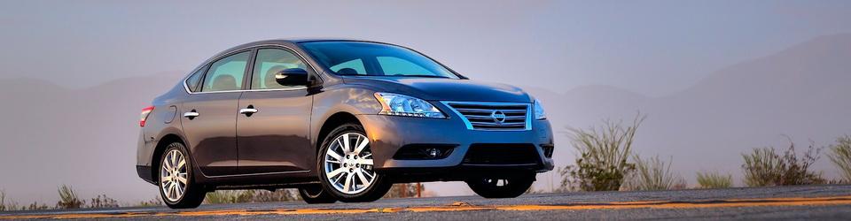 Nissan Sentra 2014-2015