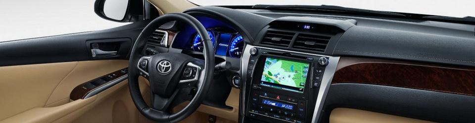Тойота Камри 2015