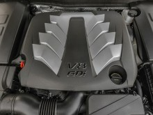 Двигатель GDI нового Kia Quoris 2015