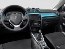 Интерьер Suzuki Vitara 2015-2016 фото