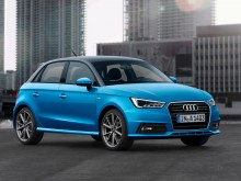 Audi A1 Sportback 2015 фото