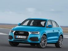 Новый Audi Q3 2015 – еще мощнее и технологичнее