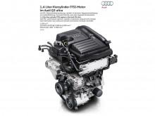Мотор 1.4 TFSI Audi Q3