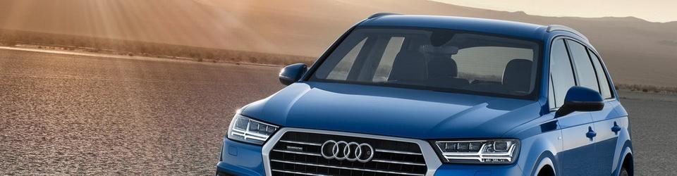 Audi Q7 2015-2016