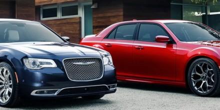 Chrysler 300C 2015-2016