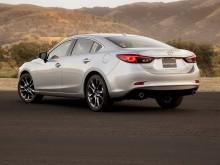 Кормовая часть Mazda 6 2015 - фото