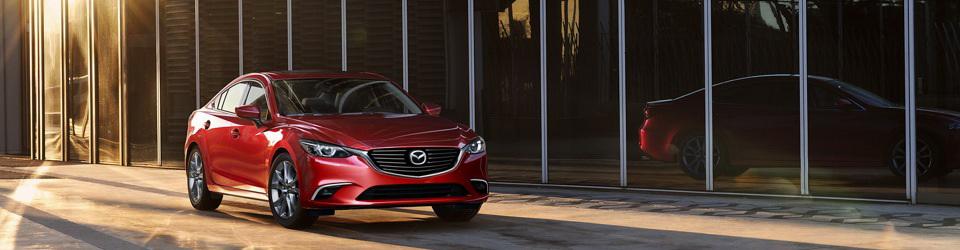 Mazda 6 2015-2016