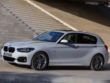 Новый BMW 1 серии 2015-2016