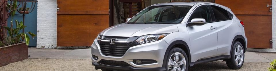 Honda HR-V 2015-2016