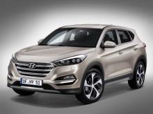 Новый Hyundai Tucson 2015-2016 - фото