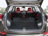Багажник со сложенными задними сиденьями