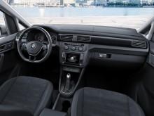 Интерьер Volkswagen Caddy 2015-2016