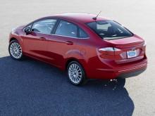 Корма Ford Fiesta 2015-2016 - фото