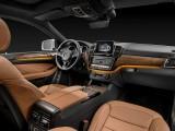 Салон Mercedes-Benz GLE Coupe фото