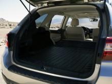 Багажное отделение нового Subaru Outback