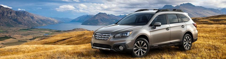 Subaru Outback 2015-2016