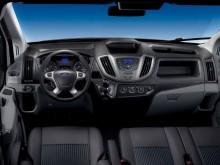 Интерьер Форд Транзит 2015-2016 - фото