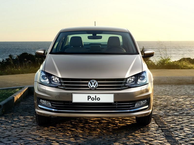 Обзор автомобиля Volkswagen Polo Sedan