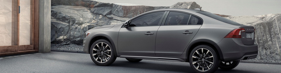 Volvo S60 Cross Country 2015-2016