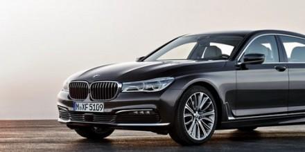 BMW 7-series 2016-2017