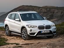 Новый BMW X1 2015-2016 фото