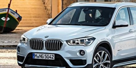 BMW X1 2015-2016