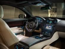 Интерьер Jaguar XJ 2016-2017 фото