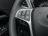 Блок кнопок на рулевом колесе