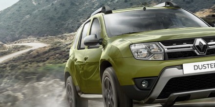 Renault Duster 2015-2016