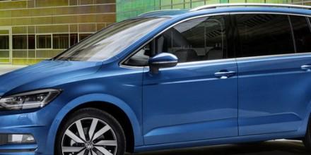 Volkswagen Touran 2015-2016