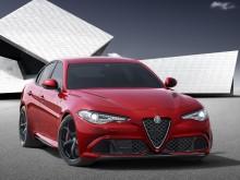 Фото Alfa Romeo Giulia 2015-2016 - фронтальная часть