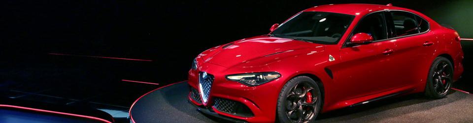 Alfa Romeo Giulia 2015-2016