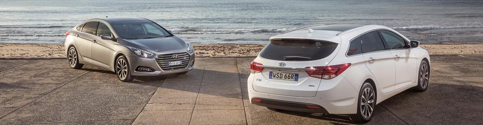 Hyundai i40 2015-2016
