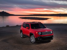 Jeep Renegade 2015-2016 фото
