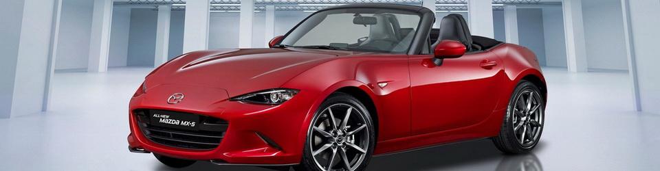 Mazda MX-5 2015-2016