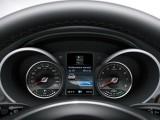 Комбинация приборов Mercedes GLC 2015-2016 фото