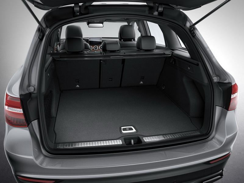 багажник gla фото