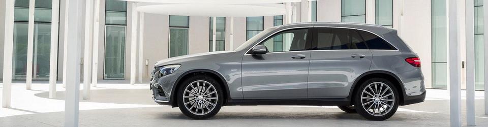 Mercedes-Benz GLC 2015-2016