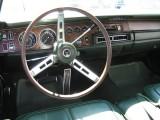Рулевое колесо и передняя панель Dodge Charger 1969
