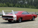 Dodge Charger Daytona 1969 корма
