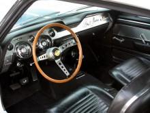 Салон Форд Мустанг Шелби GT 500 1967 фото
