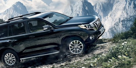 Toyota Land Cruiser Prado 150 2015-2016