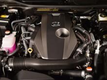 Новая турбированная «четверка» под капотом Lexus GS 200t
