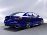 Корма Lexus GS F Sport фото